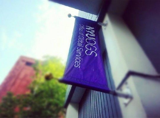 NYU CAS International Students: Upcoming Office of Global
