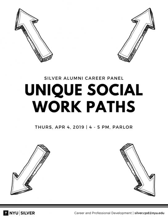 Nyu Calendar Silver Alumni Career Panel Unique Social Work Paths